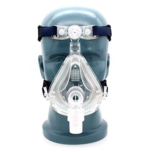 ixaer Adjustable Full Face Mask (Cpap Small Mask)