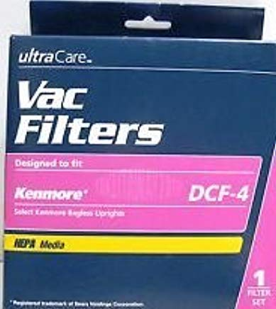 (UltraCare Vac Filter for Kenmore DCF-4)