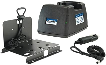 Power Products Endura EC1+TWP-HY4 Single Unit Charger for Hytera PD702 PD782 Series