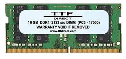 16GB Memory Upgrade for Dell Inspiron 15 7000 (7566) at