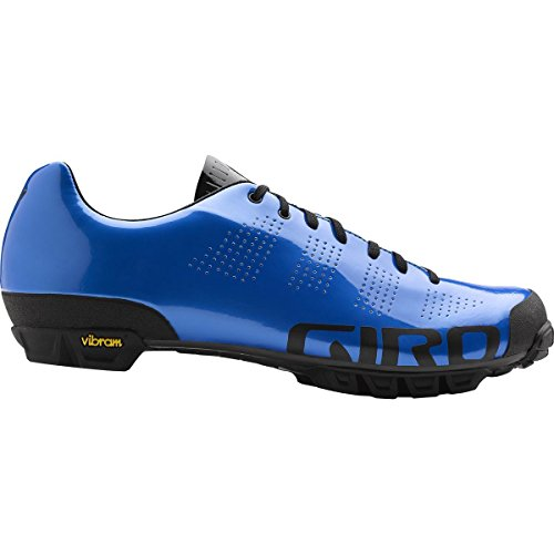 Giro Empire VR90 Shoe Blue Jewel/Black, 39.5 - Men's