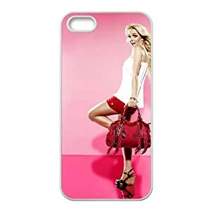 C-EUR Diy Britney Spears Hard Back Case for Iphone 5 5g 5s