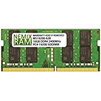 16GB DDR4-2400MHz PC4-19200 SODIMM for Apple iMac 2017 Intel Core i5 Quad-Core 2.3GHz 21.5 MMQA2LL/A (18,1 18,2 non-Retina Display)