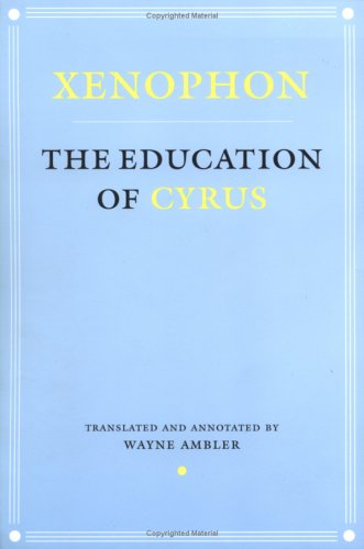 Book cover for Cyropaedia