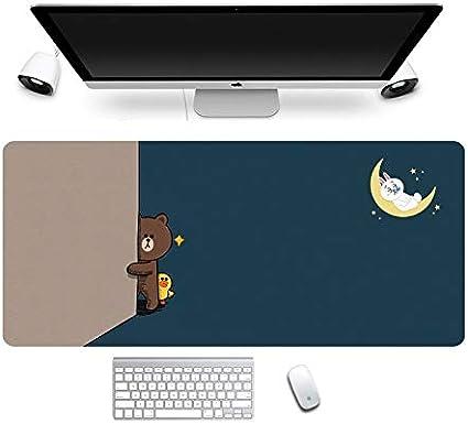 Gran juego alfombrilla de ratón de dibujos animados animado ...