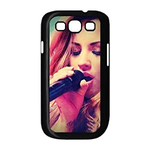 Customize Singer Demi Lovato Back Case Fits for Samsung Galaxy S3 I9300 JNS3-1449