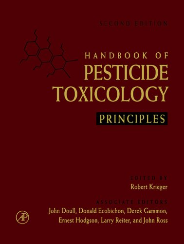 Handbook of Pesticide Toxicology, Two-Volume Set: Principles and Agents Pdf