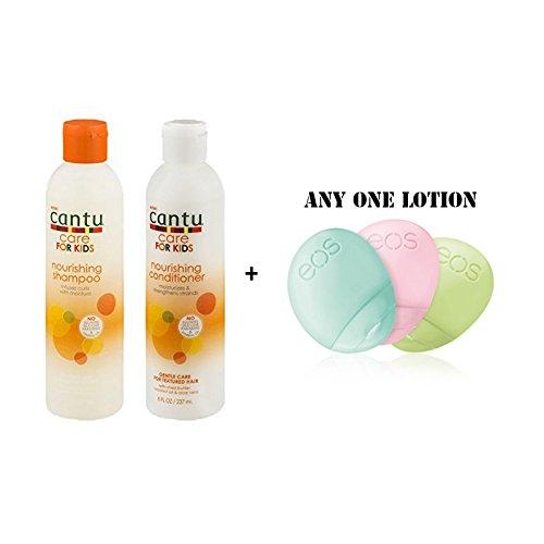Cantu Kids Care Shampoo, 8 fl oz