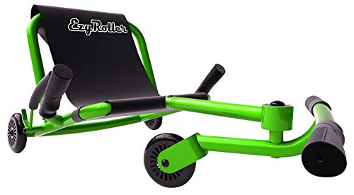 (EzyRoller Classic Ride On - Lime Green)