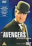 The Avengers : The Definitive Dossier 1967 (Box Set 3) [DVD]