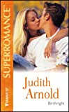 Birthright by Judith Arnold front cover