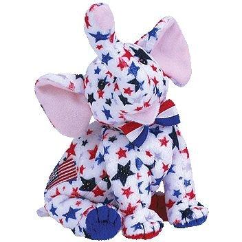 Amazon.com  Ty Beanie Babies - Righty 2004 the Elephant  Toys   Games feba4eec540