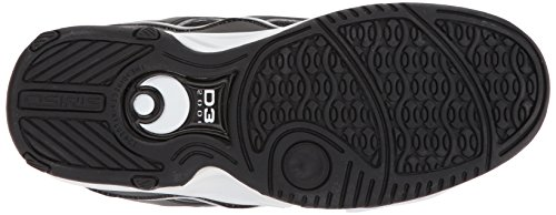 Osiris D3 2001 Black/White/Royal Black/Grey/White