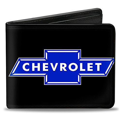 Buckle-Down Bifold Wallet Chevy