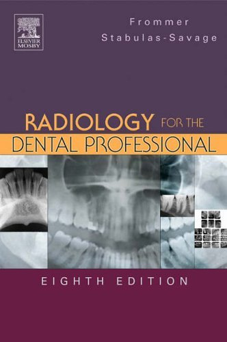 Price comparison product image Radiology for the Dental Professional by Herbert H. Frommer BA DDS FACD (2005-07-12)