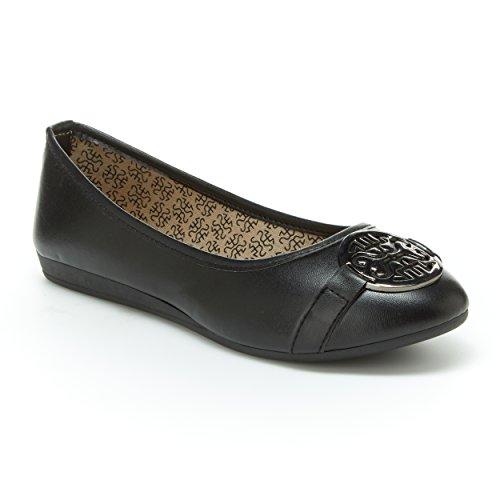 Harborsides Anabel Women Comfort Flats - Memory Foam Insole, Flex A Lite Outsole by Harborsides