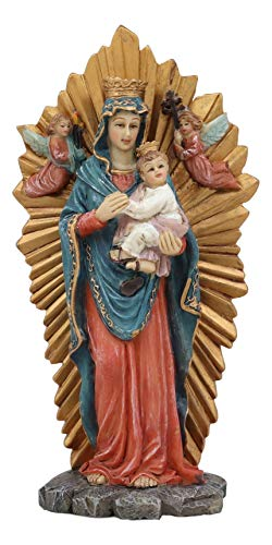 Ebros Gift Our Lady of Perpetual Help Figurine 6