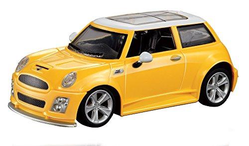 [해외]童 友 社 124 RC 카 미니 쿠퍼 노랑 / Doyusha 124 RC car Mini Cooper Yellow