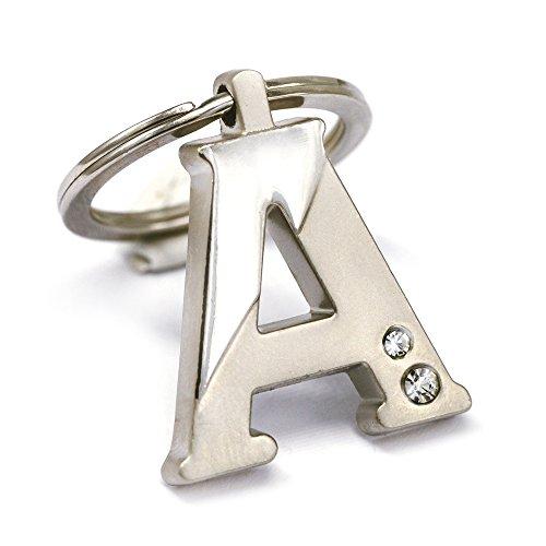 Initials Keychain - 6