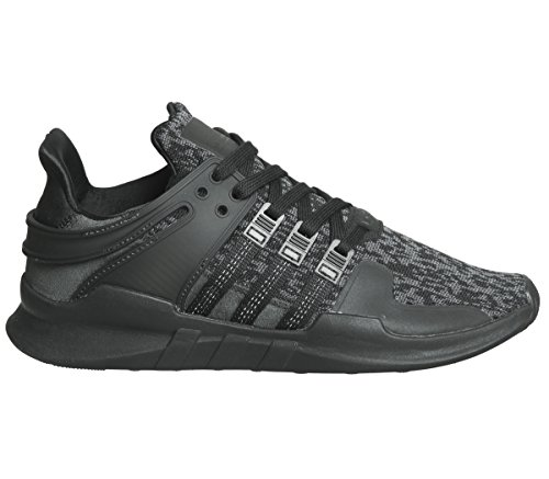 EQT Adv Adidas Mens Black Sneakers Support U7xwq18