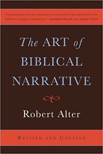 Image result for art of biblical narrative alter