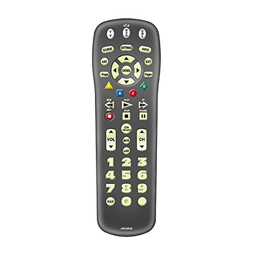 Clikr-5 Time Warner Cable Remote Control Ur3-sr3s