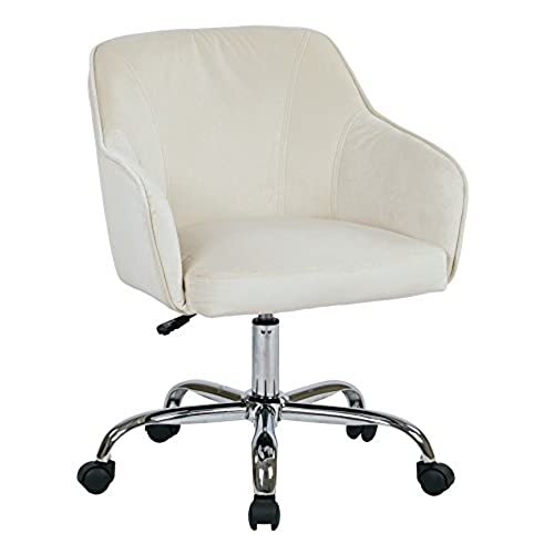 with without driftwood weathered furniture chair desk wheels iamfiss upholstered office com in riverside