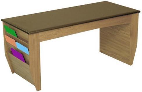 Wooden Mallet DM2-BG Coffee Table
