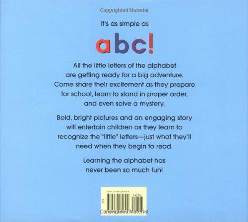 Alphabet Adventure: Audrey Wood, Bruce Wood: 9780439080699: Amazon ...