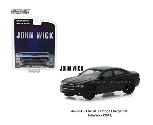 New 1:64 Greenlight Hollywood Series 19