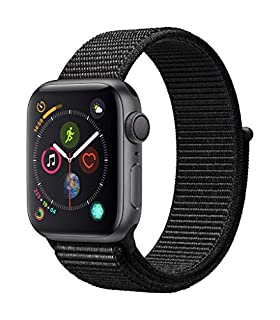 AppleWatch Series4 (GPS, 40mm) - Space Gray Aluminium Case with Black Sport Loop (B07HDH6KYL)   Amazon price tracker / tracking, Amazon price history charts, Amazon price watches, Amazon price drop alerts