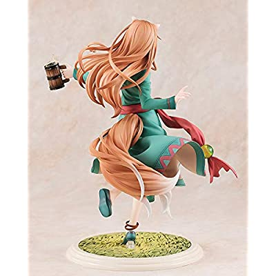 Revolve Spice & Wolf Holo (10th Anniversary Version) 1: 8 Scale PVC Figure: Toys & Games