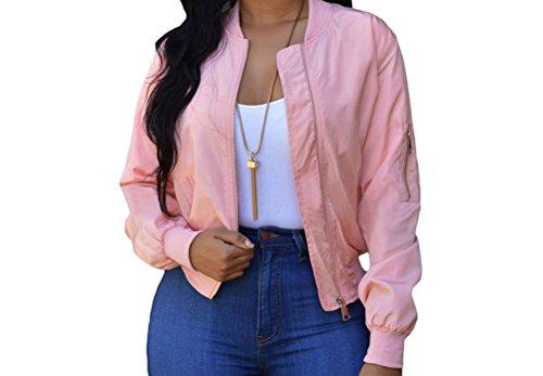 yeeatz-pink-pocket-sleeve-cropped-bomber-jacketsizel