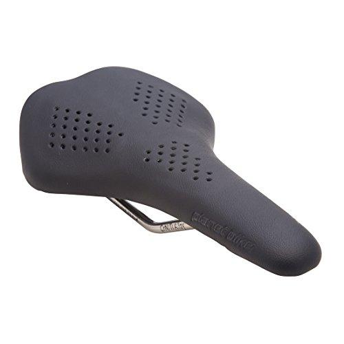 (Planet Bike Pro Saddle Bike Seat - Men's, Black)