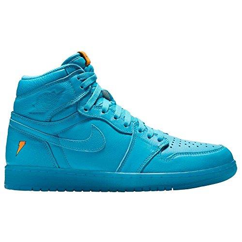 工業用符号政府(ナイキ ジョーダン) Jordan メンズ バスケットボール シューズ?靴 Retro 1 High OG [並行輸入品]