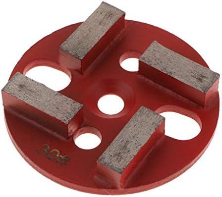 H HILABEE 赤いダイヤモンドは研削砥石タイル石コンクリートツールを見た - 83mm