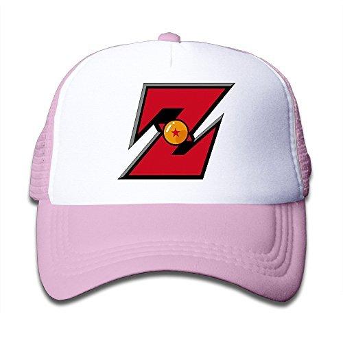 WH&SY Z Ball PNG Children Mesh Trucker Cap Adjustable Fashion Kids Mesh Snapback Hat Fashion Baseball Hat - Glasses Lively Blake
