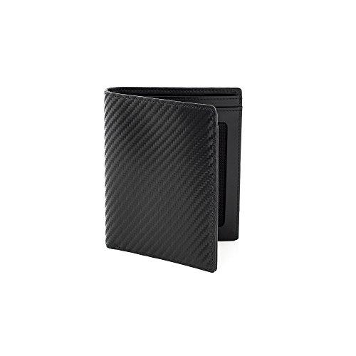 Wurkin Stiffs Wallet RFID Leather Carbon Euro