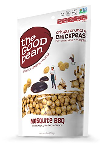 The Good Bean Chickpea Snacks