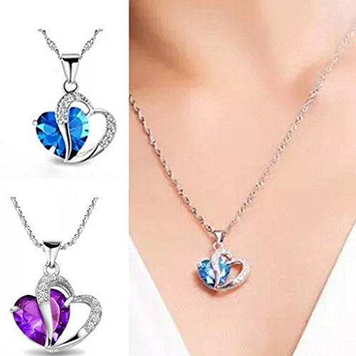 Fashion Popular Crystal Necklace Bottles
