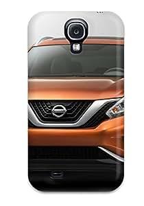 New Nissan Murano 345365213 Tpu Case Cover, Anti-scratch ZippyDoritEduard Phone Case For Galaxy S4