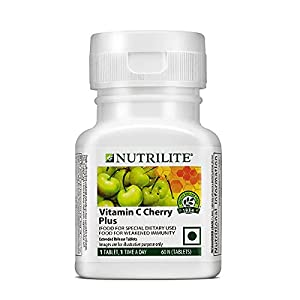 Amway Vitamin C Cherry Plus 60 Tablets