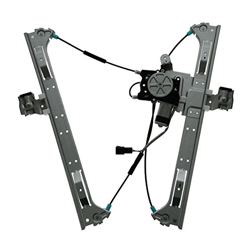 chevy trailblazer window motor - 4