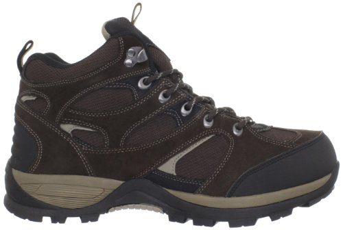 Men's USA Calder Bomags up Lace Skechers Brown FWn4qxCw