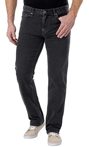 Calvin Klein Jeans Men's Straight Fit Denim Jean