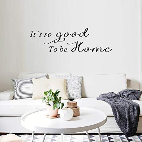 buy wovtcp it s so good to be home family quotes wall decal