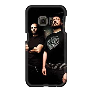 RitaSokul Samsung Galaxy S6 Best Hard Phone Covers Allow Personal Design Stylish Lullacry Band Skin [dHy10972ixUQ]