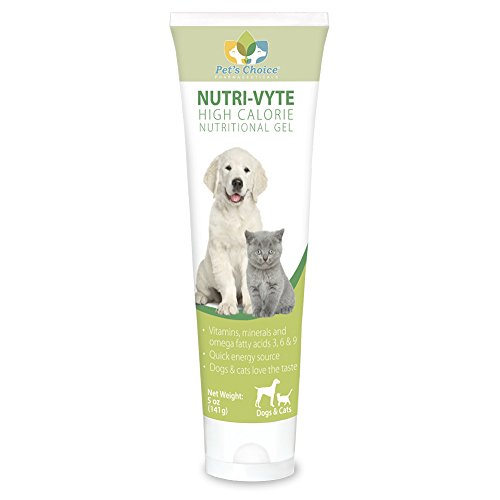 Pet's Choice Nutri-Vyte Nutritional Supplement, 5 Ounce (Pet Supplement Cal)