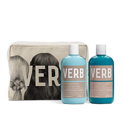 Verb Sea Shampoo and Conditioner Set Duo 12 oz