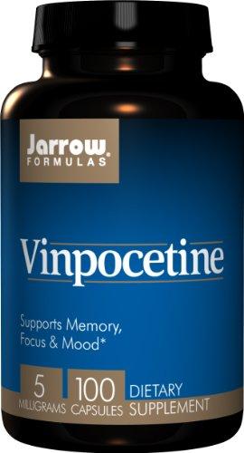 Jarrow Formulas Vinpocetine Capsules Pack
